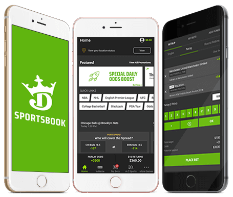 Draftkings-Sportsbook