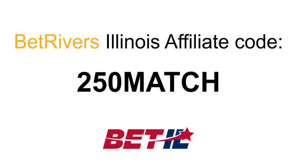 BetRivers IL Affiliate Code